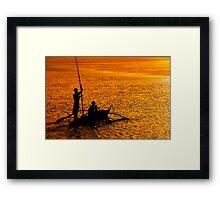 Day-As Cordova Framed Print