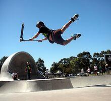 Cody Donovan (MGP) Super Bri, New Knox Skate Park (Knoxfield) by SamDunn