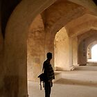 ARCHES AT GOLCONDA FORT by RakeshSyal