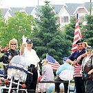 Local Veterans Celebrating by kkphoto1