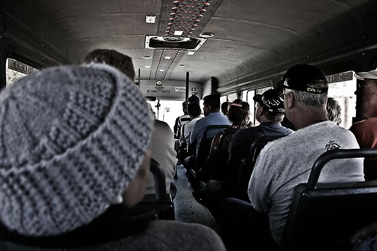 What a crowded bus can teach us... by faceart