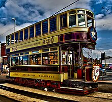 Old Tram by Peter Stone