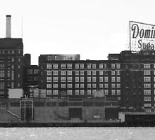 Domino Sugar - Baltimore MD by maryevebramante