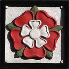 Tudor Rose by wiggyofipswich
