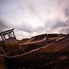 Old Boat by Norfolkimages