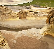 Pedernales Falls State Park, Texas by mikeleblanc