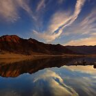 Boulder Gulch at Lake Isabella by David Orias