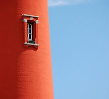 Lighthouse Detail by Jimmy Phillips