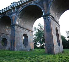 Between the Arches - Balcombe by Matthew Floyd