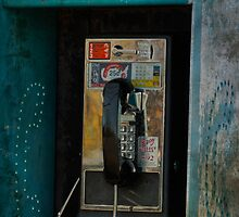 Vintage Phone by Joy  Rector