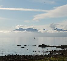 Cloudy Arran  by manson44