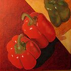 """Peppers"" by Richard Robinson"