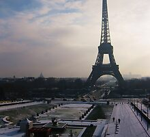 Welcome to Paris by KerryElaine