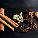 Aromatic Spice Mixture by SpicieFoodie