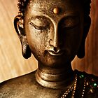 Golden Buddha by SpicieFoodie