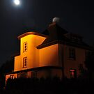 Smoke From the Chimney, By the Light of the Moon by Gayle Dolinger