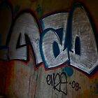 Cracow Graffiti  Undreground Center . Brown Sugar . Views (300) Thx! by AndGoszcz