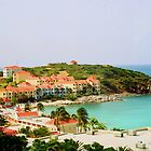 View of St. Thomas by ctheworld