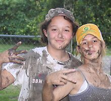 Mud girls by onnibright
