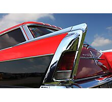 '58  Wagon Photographic Print