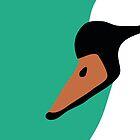 Big Swan by exvista