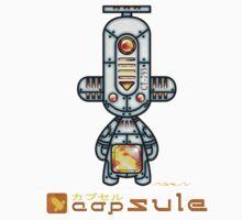 Capsule Toyz - Machine Head by Saing Louis