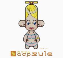 Capsule Toyz - Girly by Saing Louis