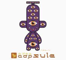 Capsule Toyz - Eyes by Saing Louis