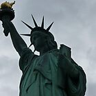 Statue Of Liberty (Close Up) by Jake  Boehm