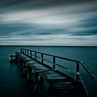 Mornington Peninsula Jetty by James  Harvie