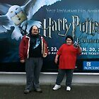 Harry Potter Exhibit by Jonice