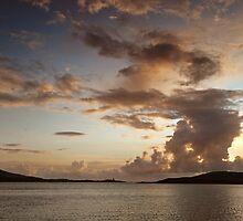 Valentia Sky - Co Kerry, Ireland by Orla Flanagan