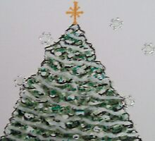 Christmas Tree 1 by MicRiddy