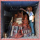 Ecce Homo 100 - BABEL by Polygonist