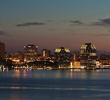Halifax Skyline by Atlantic Dreams