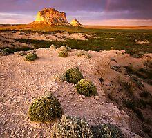 Pawnee Buttes Sunset by Alex Burke