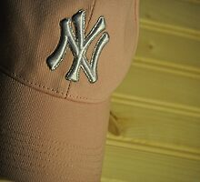 NY Yankees Fan by Nicole Jeffery