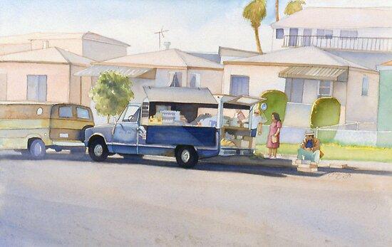 Venice Beach, California by Greg  Marquez