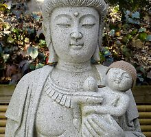 buddha momma by A.S. Municino