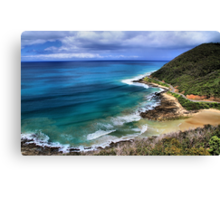 Teddy's Lookout Canvas Print