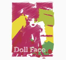 Doll Face 2 by Susan Sloan