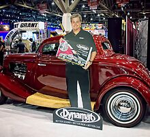 As Close To CHIP FOOSE As I Got by Robert Beck