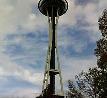 Space Needle by Jonice