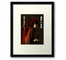 I Be Not a Witch Framed Print