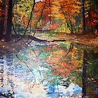 Fall Reflections by Andreia Medlin