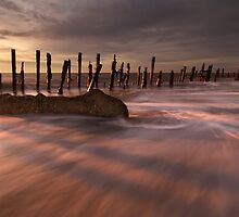 Day Break At The Spurn by SteveMG