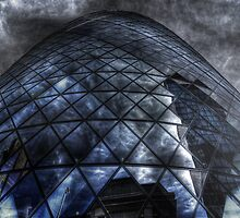 The Gherkin: Neckbreaker View by Yhun Suarez