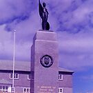 Falkland Islands War Memorial 1982. by sweeny