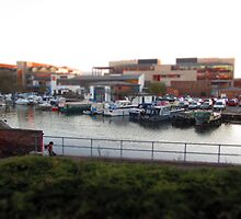 Brayford Pool by HRLambert