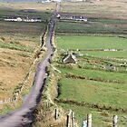 Road to Portmagee, Ireland by DanM5150